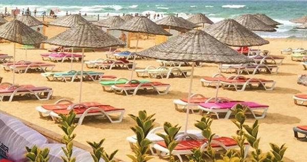 Gümüşdere Plaj Silver'da şezlong ve şemsiye dahil deniz keyfi 30 TL'den başlayan fiyatlarla! Fırsatın geçerlilik tarihi için DETAYLAR bölümünü inceleyiniz.