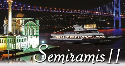 Semiramis 2 Teknesi'nde canlı müzikli akşam yemeği 100 TL yerine 49 TL! Fırsatın geçerlilik tarihi için DETAYLAR bölümünü inceleyiniz.