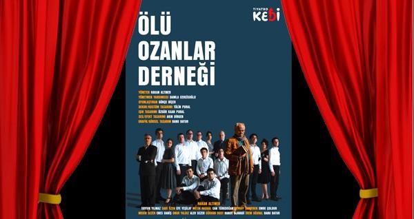 Tiyatroseverler buraya! Ölü Ozanlar Derneği oyununa biletler 79 TL yerine 50 TL! 19 Kasım 2019 | 20:30 | Kadıköy Halk Eğitim Merkezi