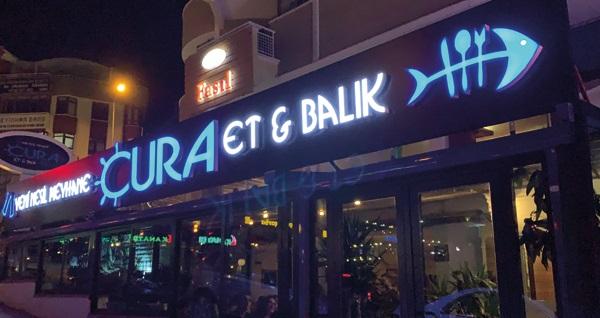 Ankara yeni nesil meyhane Cura Et&Balık'ta canlı fasıl eşliğinde enfes menüler 79,90 TL'den başlayan fiyatlarla! Fırsatın geçerlilik tarihi için DETAYLAR bölümünü inceleyiniz.