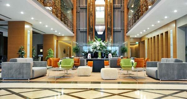 Mercure İstanbul Altunizade Hotel'de çift kişilik 1 gece konaklama 233 TL'den başlayan fiyatlarla! Fırsatın geçerlilik tarihi için DETAYLAR bölümünü inceleyiniz.