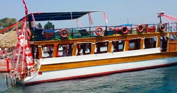 EKSTRA İNDİRİM ! İzmir çıkışlı her şey dahil Kuşadası tekne turu ve yüzme keyfi kişi başı 129 TL! Fırsatın geçerlilik tarihi için, DETAYLAR bölümünü inceleyiniz.