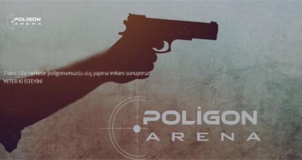 Tuzla Şifa Park AVM Poligon Arena'da adrenalin dolu atış deneyimi 39 TL! Fırsatın geçerlilik tarihi için DETAYLAR bölümünü inceleyiniz.
