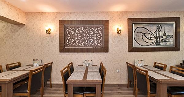 Şişli Montagna Hera Hotel'de iftar menüsü 50 TL'den başlayan fiyatlarla! Bu fırsat 6 Mayıs - 3 Haziran 2019 tarihleri arasında, iftar saatinde geçerlidir.