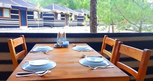 Datça Durusu Çiftlik Evleri'nde kahvaltı dahil çift kişilik 1 gece konaklama keyfi 350 TL! Fırsatın geçerlilik tarihi için DETAYLAR bölümünü inceleyiniz.