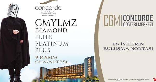 Concorde Luxury Resort'ta CEM YILMAZ gösterisi ile 2 gece Deluxe Ultra Her Şey Dahil konaklama ve gidiş-dönüş uçak bileti kişi başı 1.949 TL'den başlayan fiyatlarla! Detaylı bilgi ve size en uygun fiyatların sunulması için hemen 0850 532 50 76 numaralı telefonu arayın!