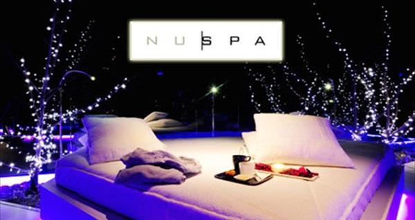 NUSPA'nın Bodrum şubesinde geçerli 50 dakikalık dilediğiniz masaj seçeneklerinden biri 200 TL yerine 109 TL! Fırsatın geçerlilik tarihi için DETAYLAR bölümünü inceleyiniz.