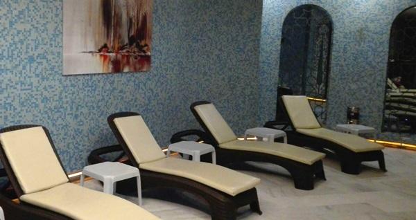 Tunalı Hilmi Caddesi Aldino Hotel Talisma Spa'da 40 dakika masaj keyfi ve spa kullanımı 130 TL yerine 59,90 TL! Fırsatın geçerlilik tarihi için DETAYLAR bölümünü inceleyiniz.