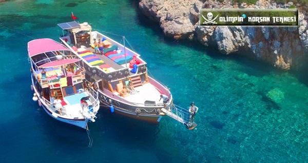 Olimpia1 gezi teknesi ile öğle yemeği dahil günübirlik Sığacık tekne turu 99 TL! Fırsatın geçerlilik tarihi için DETAYLAR bölümünü inceleyiniz.