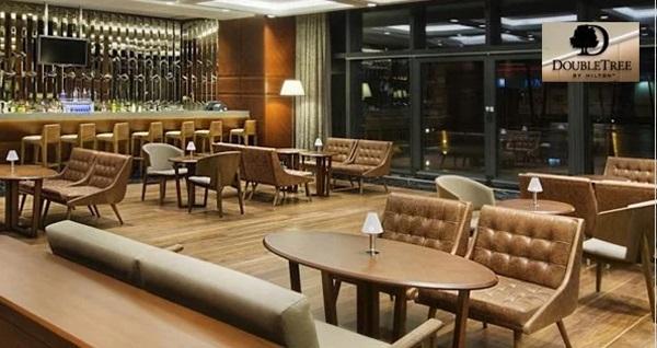 DoubleTree by Hilton Avcılar'da yerli içecek ve menü eşliğinde fasıl gecesi 350 TL  yerine 175 TL! Fırsatın geçerlilik tarihi için DETAYLAR bölümünü inceleyiniz.