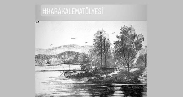 Beyoğlu Artıkare Sanat Merkezi'nde her Salı karakalem atölyeleri 100 TL yerine 49,90 TL! Fırsatın geçerlilik tarihi için DETAYLAR bölümünü inceleyiniz.