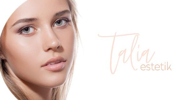 Talia Estetik Merkezi'nde Estetik ve Medikal Uygulamalar 300 TL'den başlayan fiyatlarla! Fırsatın geçerlilik tarihi için DETAYLAR bölümünü inceleyiniz.