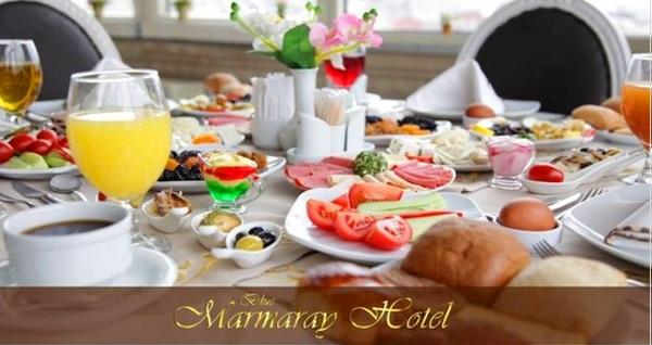 Yenikapı Marmaray Hotel'de açık büfe kahvaltı 45 TL yerine 24,90 TL! Fırsatın geçerlilik tarihi için DETAYLAR bölümünü inceleyiniz.