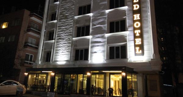 Gold Hotel Ankara'da kahvaltı dahil çift kişilik 1 gece konaklama 179 TL! Fırsatın geçerlilik tarihi için, DETAYLAR bölümünü inceleyiniz.