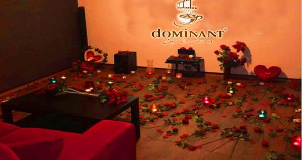 Beylikdüzü Cafe Dominant'ta evlilik yıl dönümleri, doğum günleri, sevgiliye özel sürpriz paketleri 374 TL yerine 300 TL! Fırsatın geçerlilik tarihi için DETAYLAR bölümünü inceleyiniz.