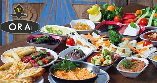Zekeriyaköy Ora Garden Restaurant'ta serpme kahvaltı keyfi 100 TL yerine 55 TL! Fırsatın geçerlilik tarihi için, DETAYLAR bölümünü inceleyiniz.