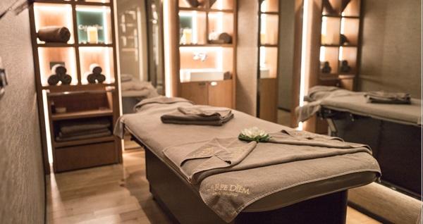 City's AVM Carpediem Spa & Wellness'da 50 dakika Klasik İsveç masajı 260 TL yerine 199 TL! Fırsatın geçerlilik tarihi için DETAYLAR bölümünü inceleyiniz.