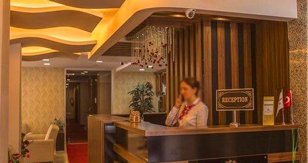 Grand Merin Hotel'de kahvaltı dahil çift kişilik 1 gece konaklama 169 TL! Fırsatın geçerlilik tarihi için, DETAYLAR bölümünü inceleyiniz.