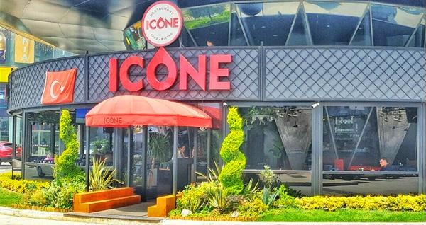 İcone Cafe'de zengin içeriklerle dolu serpme kahvaltı menüsü 32,50 TL! Fırsatın geçerlilik tarihi için DETAYLAR bölümünü inceleyiniz.