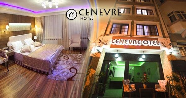 Beyoğlu Cenevre Hotel'de çift kişilik 1 gece konaklama seçenekleri 215 TL'den başlayan fiyatlarla! Fırsatın geçerlilik tarihi için, DETAYLAR bölümünü inceleyiniz.