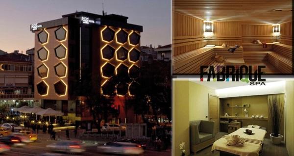 Rios Hotel Fabriquespa'da 40 dakika İsveç Masajı 99 TL! Fırsatın geçerlilik tarihi için DETAYLAR bölümünü inceleyiniz.