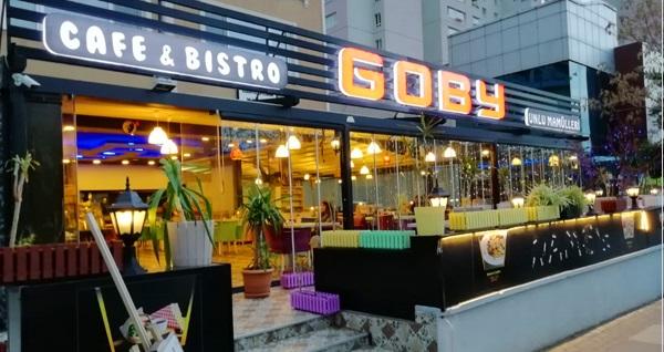 Emek Goby Cafe & Bistro'da enfes serpme kahvaltı keyfi kişi başı 30 TL yerine 14,90 TL! Fırsatın geçerlilik tarihi için DETAYLAR bölümünü inceleyiniz.