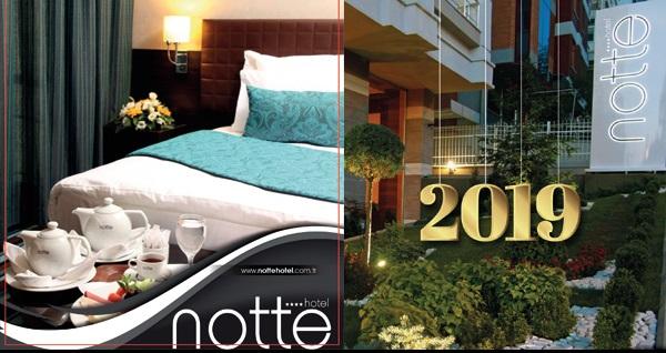 Yılbaşına özel Ankara'nın güler yüzlü adresi Notte Hotel'de kahvaltı dahil çift kişilik 1 gece konaklama 309 TL! Fırsatın geçerlilik tarihi için DETAYLAR bölümünü inceleyiniz.