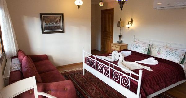 Selçuk Can Efes Hotel'de doğa ile başbaşa kahvaltı dahil çift kişilik konaklama 190 TL yerine 139,90 TL! Fırsatın geçerlilik tarihi için DETAYLAR bölümünü inceleyiniz.