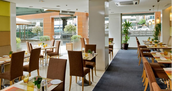 Gayrettepe Divan İstanbul City Hotel'de Ramazan ayına özel 2 kişilik konaklama, iftar yemeği, sahur ikramları günlük 1000 TL yerine 799 TL! Fırsatın geçerlilik tarihi için DETAYLAR bölümünü inceleyiniz.