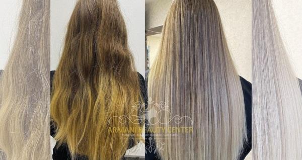 Armani Beauty Center'dan keratin bakımı, saç kesimi, fön uygulaması 350 TL yerine 139 TL! Fırsatın geçerlilik tarihi için DETAYLAR bölümünü inceleyiniz.