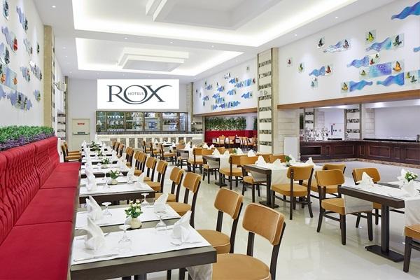 Rox Otel Airport'ta enfes lezzetlerle dolu iftar menüsü 59 TL! Bu fırsat 16 Mayıs - 14 Haziran 2018 tarihleri arasında, iftar saatinde geçerlidir.