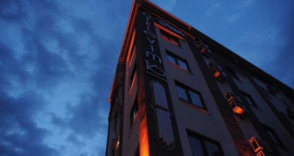 Evim 16 Otel Bursa'da açık büfe kahvaltı dahil çift kişilik 1 gece konaklama 129 TL! Fırsatın geçerlilik tarihi için, DETAYLAR bölümünü inceleyiniz.