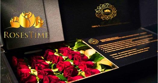 Dünyanın en güzel güllerini sizler için şık tasarımlı kutular ile buluşturan Rosestime ile tanışın!