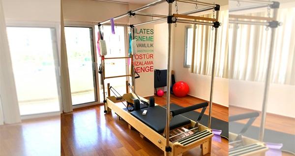 Bayraklı Cihan Akman Fit Studio'da 2 ders reformer pilates eğitimi 200 TL yerine 39,90 TL! Fırsatın geçerlilik tarihi için, DETAYLAR bölümünü inceleyiniz.