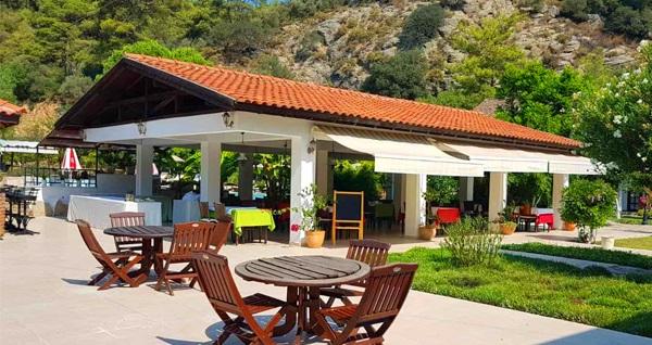 Dalyan Sultan Palas Hotel'de doğa, huzur ve sessizlik içerisinde kahvaltı dahil çift kişi 1 gece konaklama keyfi 350 TL! Fırsatın geçerlilik tarihi için, DETAYLAR bölümünü inceleyiniz.