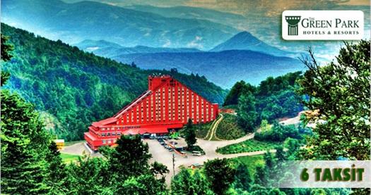The Green Park Kartepe Resort & SPA'da çift kişilik 1 gece YARIM PANSİYON konaklama ve spa keyfi 330 TL yerine 229 TL! 1 Aralık 2015 tarihine kadar, haftanın her günü geçerlidir.
