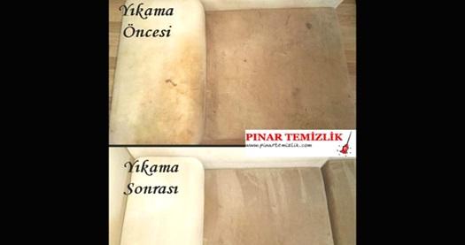 Pınarım Temizlik'ten 15. yılına özel İzmir'in her bölgesine yerinde 8'li koltuk yıkama hizmeti 120 TL yerine 59 TL! Fırsatın geçerlilik tarihi için DETAYLAR bölümünü inceleyiniz. İzmir'in tüm bölgelerine servis mevcuttur.