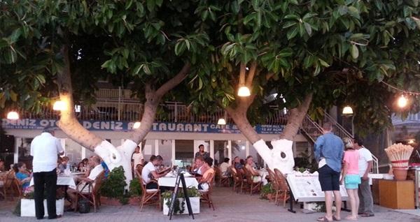 Fethiye Deniz Otel'de YARIM PANSİYON çift kişilik 1 gece konaklama 299 TL! Fırsatın geçerlilik tarihi için, DETAYLAR bölümünü inceleyiniz.