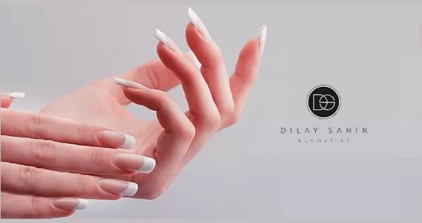 Dilay Şahin Cosmetics'de Protez Tırnak + Kalıcı Oje Uygulaması 260 TL yerine 200 TL! Fırsatın geçerlilik tarihi için DETAYLAR bölümünü inceleyiniz.