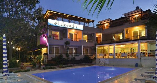 Adrasan Eldorado Hotel'de kahvaltı dahil çift kişilik 1 gece konaklama 180 TL yerine 99 TL! Fırsatın geçerlilik tarihi için, DETAYLAR bölümünü inceleyiniz.