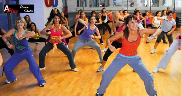 Şişli A Plus Dans Studyo'da zumba dersleri 120 TL yerine 60 TL! Fırsatın geçerlilik tarihi için DETAYLAR bölümünü inceleyiniz.
