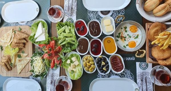 Kahve Durağı Ataşehir'de serpme kahvaltı kişi başı 24,90 TL! Fırsatın geçerlilik tarihi için DETAYLAR bölümünü inceleyiniz.