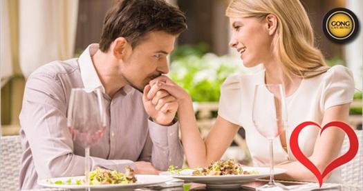 Beylerbeyi Gong Cafe Bistro'da Sevgililer Günü'ne özel akşam yemeği 59 TL! 14 Şubat 2017 Sevgililer Günü'nde geçerlidir.