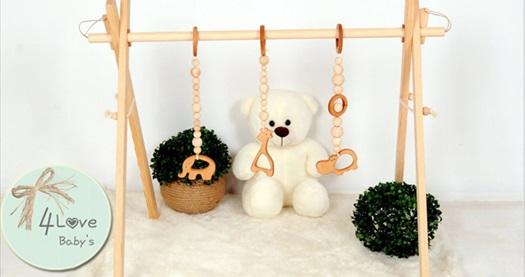 4lovebabys'den organik bebek ürünleri! Fırsatın geçerlilik tarihi için DETAYLAR bölümünü inceleyiniz.