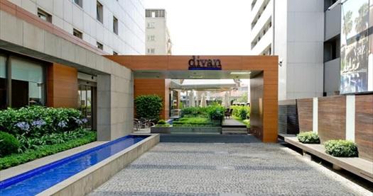 Divan stanbul city otel 39 de 50 dakika masaj ve spa for Divan otel adana