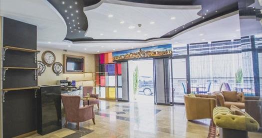 Küçükçekmece Express İnci Airport Hotel'de çift kişilik 1 gece konaklama 129 TL! Fırsatın geçerlilik tarihi için, DETAYLAR bölümünü inceleyiniz.