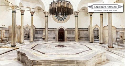 Tarihi Cağaloğlu Hamamı'nda tek kişilik lüks Osmanlı bakım paketi 155 TL yerine 79 TL! Fırsatın geçerlilik tarihi için DETAYLAR bölümünü inceleyiniz.