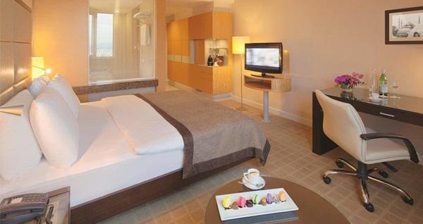 Mövenpick Hotel Istanbul'da En Uygun Fiyatlı Konaklama Seçenekleri Grupanya'da! Fırsatın geçerlilik tarihi için, DETAYLAR bölümünü inceleyiniz.