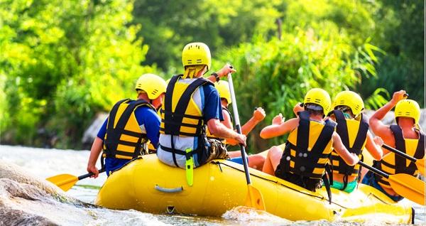 Melen Çayı'nda Extway Outdoor Aktivite Merkezi'nden kahvaltı ve öğle yemeği dahil Rafting macerası 200 TL yerine 119 TL! Fırsatın geçerlilik tarihi için DETAYLAR bölümünü inceleyiniz.