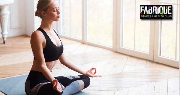 Fabrique Club Atakent'te yağ yakımı, sıkılaşma, kilo alma, pilates, yoga seçenekleri 39 TL! Fırsatın geçerlilik tarihi için DETAYLAR bölümünü inceleyiniz.